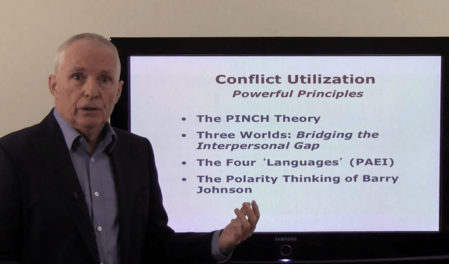Conflict Utilization - Turning Difference into Creative Change on Vimeo