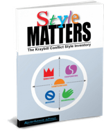 Conflict Styles booklet 150NB