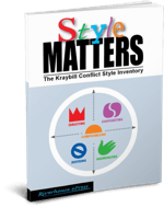 conflict styles booklet