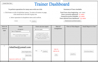 TrainerDashboard